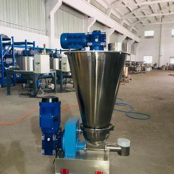 Loss in weight feeder gravimetric powder feeders volumetric feeder