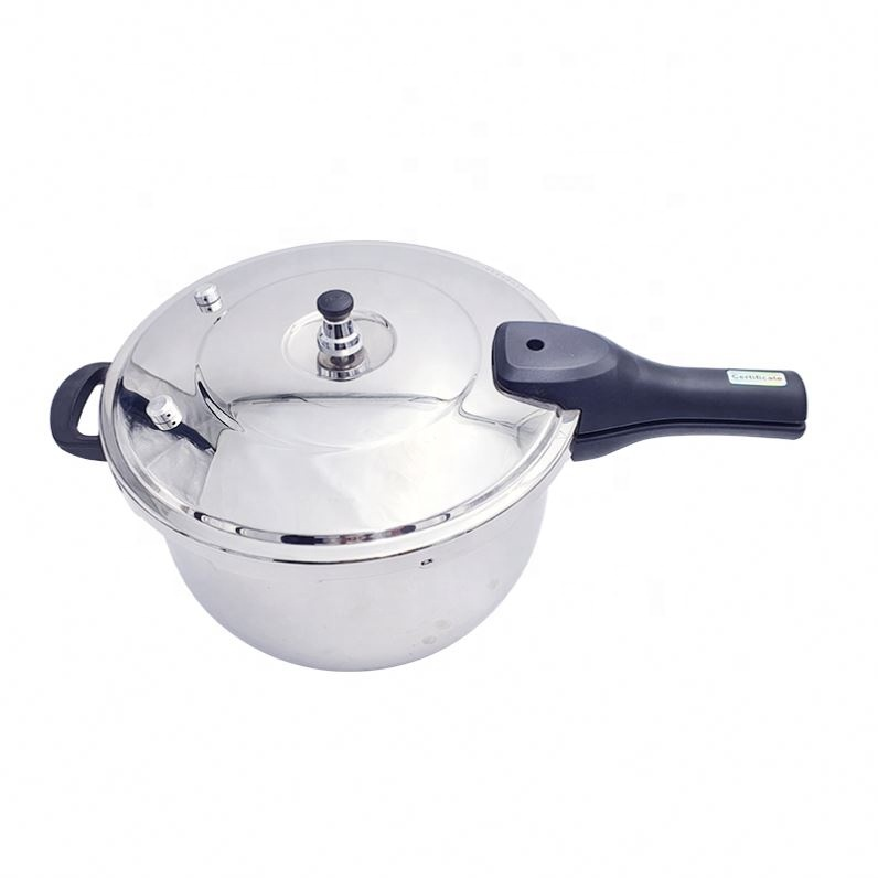 2021 factory direct sale high quality popular household cookware stainless steel pressure cooker