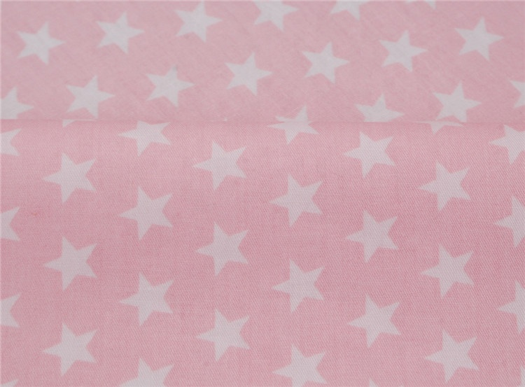 Unicorn Stars Printed 100%  Cotton Twill Fabric For Sewing Quilting Crafts Sold by 1/2 Yard 1113605