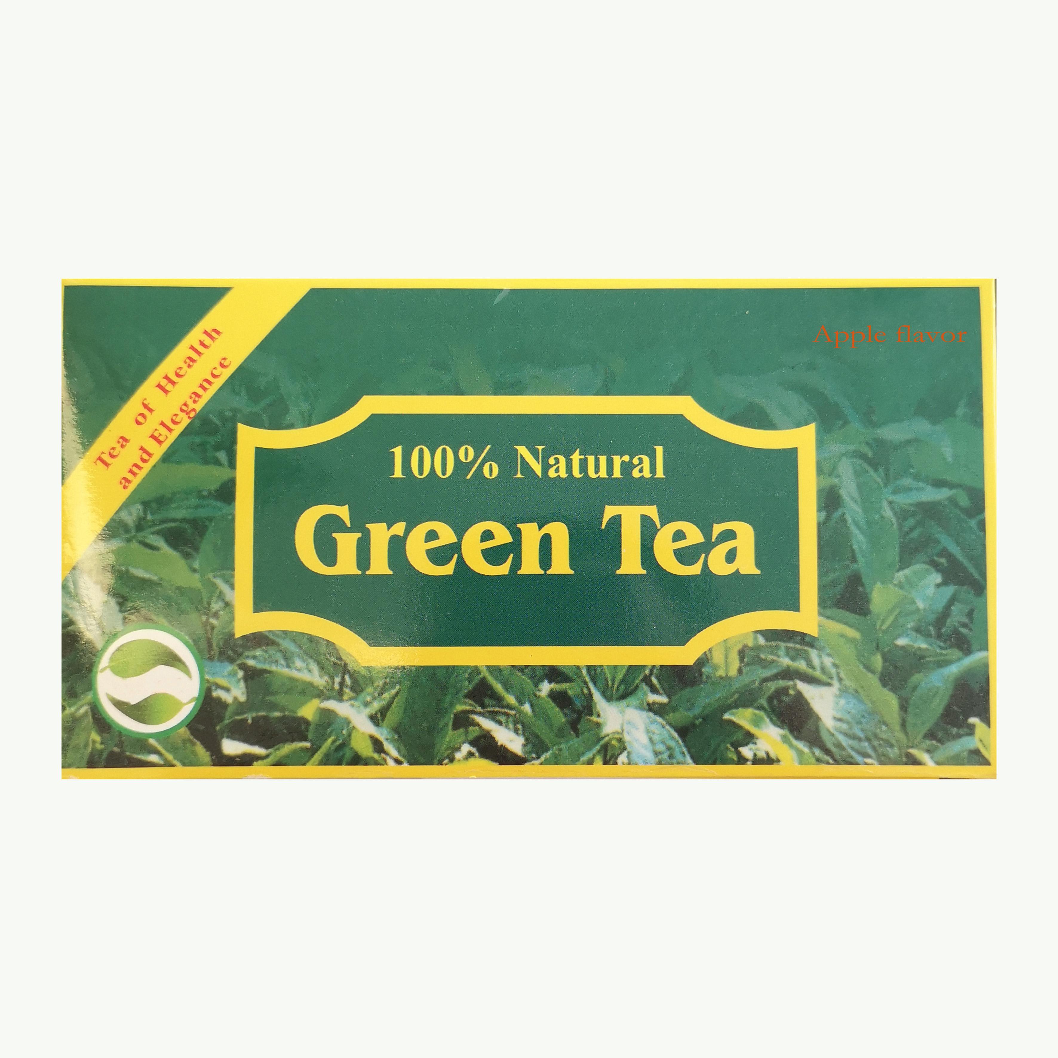 Best Quality Apple Flavor Green Tea Bags - 4uTea | 4uTea.com