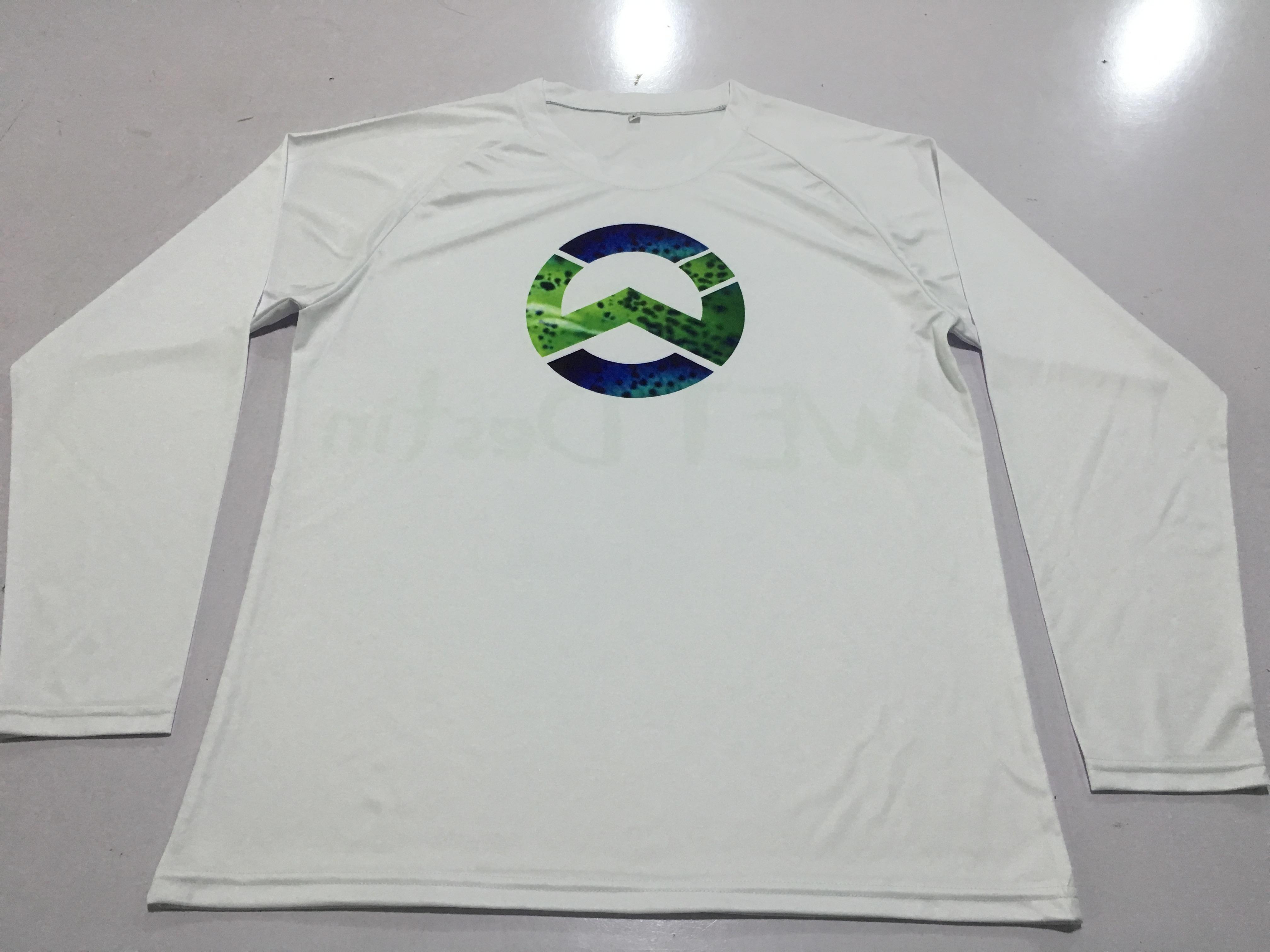 Wholesale Sublimation Design Your Own Tournament Fishing Shirt