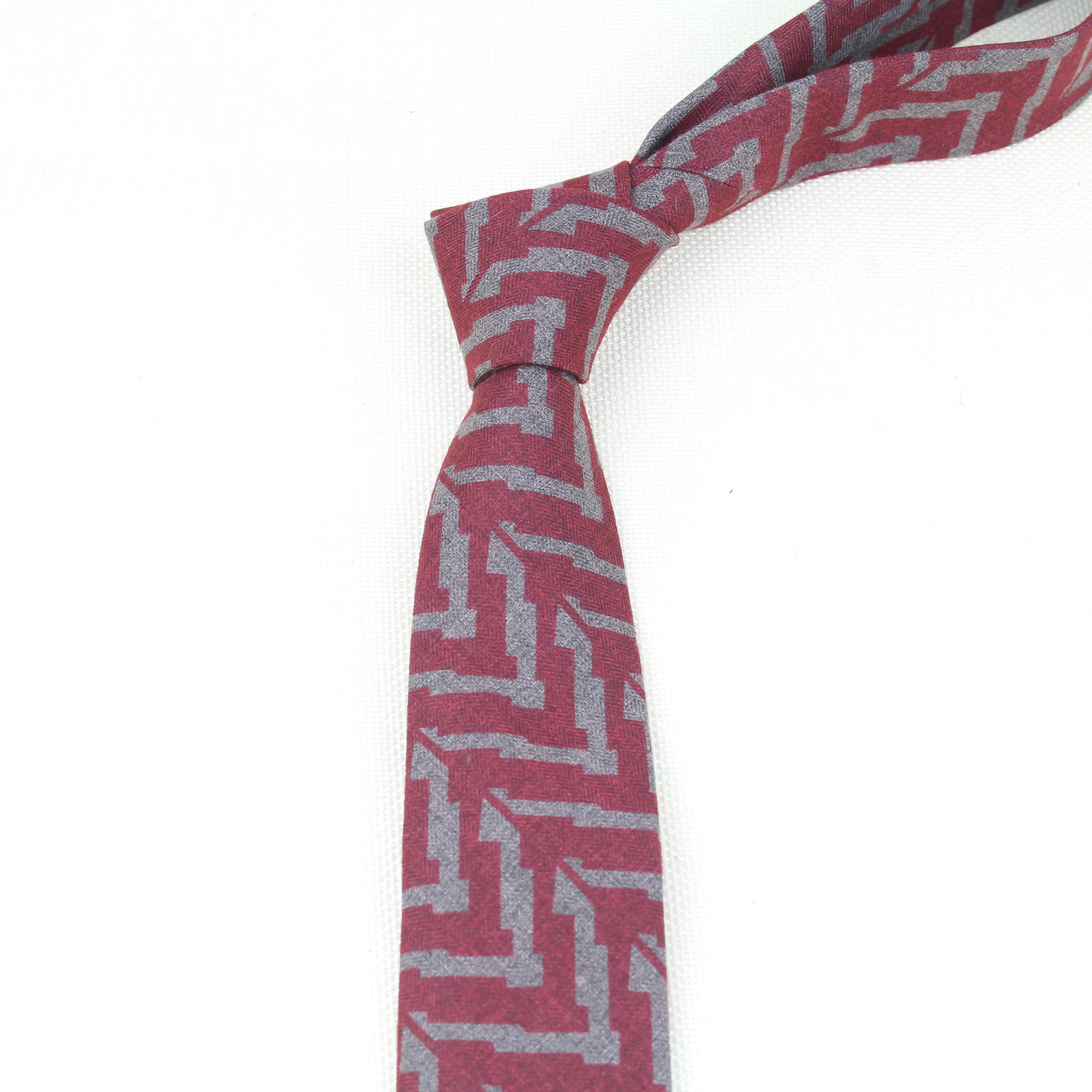 Мягкий мужской модный бриллиантовый в клетку искусственная шерсть хлопок полосатый тонкий галстук мужской деловой маленький галстук дизайнерский галстук темного цвета