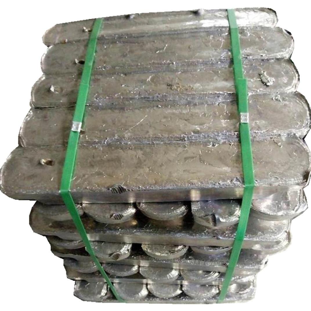 Б/у Аккумуляторный лом для свинцового слиток 99.9%