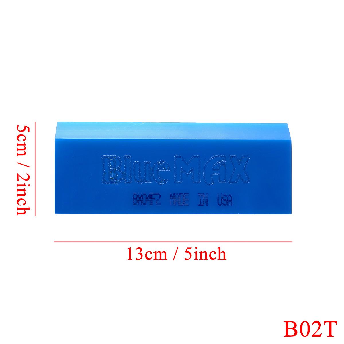Инструменты для оконной пленки, скребок blue max B02T