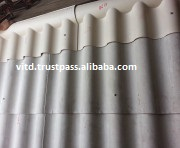 HIGH STRENGTH AND TENSILE FIBER CEMENT CORRUGATED ROOF SHEET