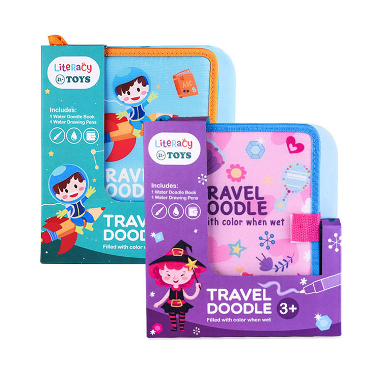 Hot Selling Cloth Magic Aquadoodle Travel Doodle Water Book