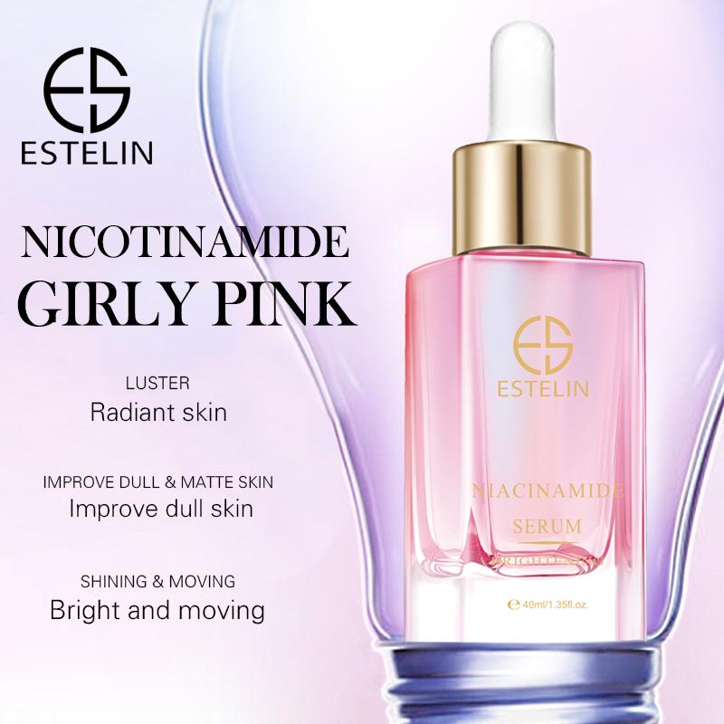 New Coming ESTELIN Nicotinamide Brightening Anti-wrinkle Face Serum
