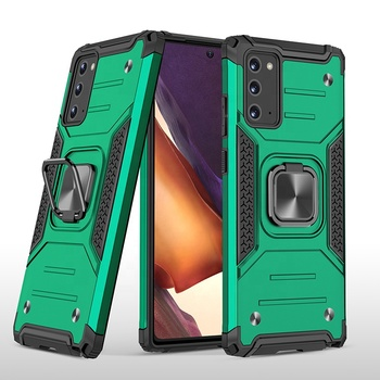 Shockproof Tpu Pc Hybrid Kickstand Cell Phone Case for Samsung Galaxy Note 10 Mobile Back Cover for Samsung Note 20/20 Ultra