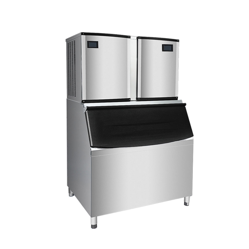 Portable Ice Maker Machine Picture Commercial Equipment For Kitchen Use Buy For Coffe Gas Station Cube Ice Machine Refrigerants R134a Iceplus Quick Commercial Ice Making Machine For Dubai South Africa Industrial Ice