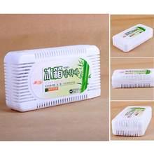 Дезодорант коробка для удаления запаха холодильника очиститель воздуха активированный Бамбуковый Уголь Холодильник Дезодорант коробка з...(Китай)