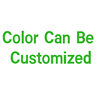 Color can be customized