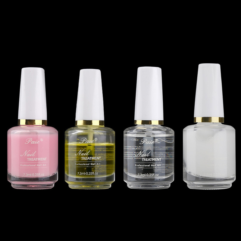 Nail Care Nail Polish set softener calcium base oil clear oil soft dead skin barbed nail nutrition oil