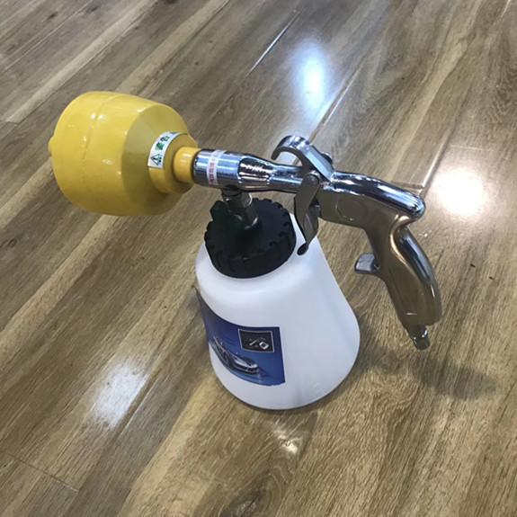 Car Cleaning Gun High Pressure Interior Surface Washing Cleaner Tool