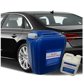 Liquid nano coating for cars glass car body coating agent