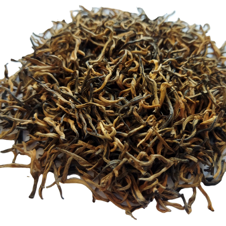 Yunnan Black Tea Jin Si Chinese Black Tea factory supply high quality - 4uTea | 4uTea.com