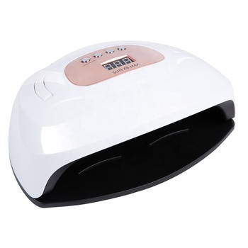 2021 Newest Two hand SUNX8 Max 57PCS LED New 150w LED UV Nail Dryer