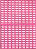 Model A-1 Pink kennel lantai