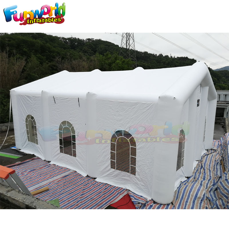 Customized inflatable tent inflatable event tents outdoor waterproof inflatable tent wholesale