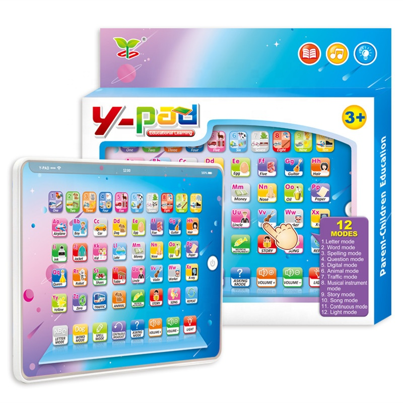 Funny Farm Ypad thouch Speech Tablet Kid Laptop Learning Machine Paw Partol