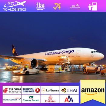 China shipping supplier air freight ddp to USA Amazon