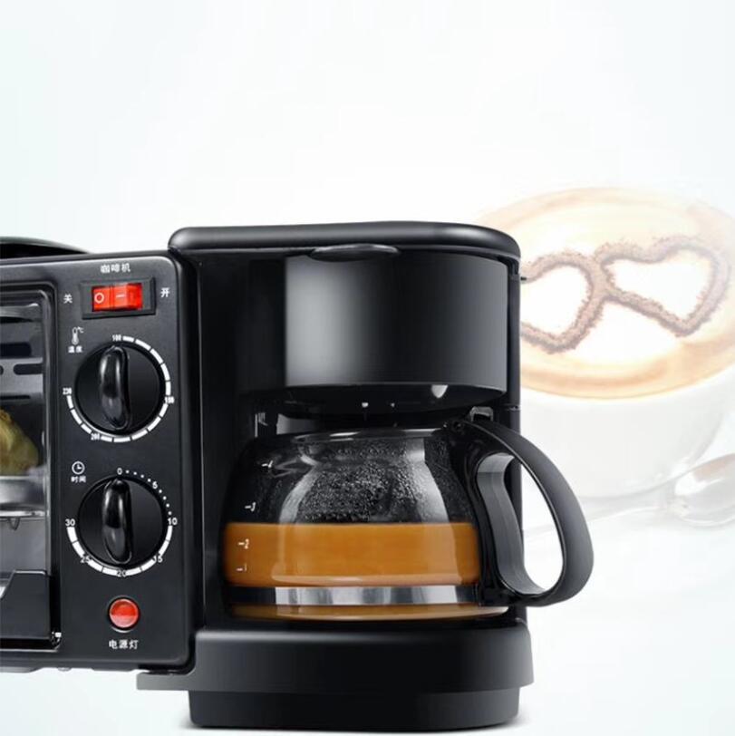 Новый дизайн, Новое поступление, многофункциональная машина 3 в 1 для завтрака, для дома и офиса