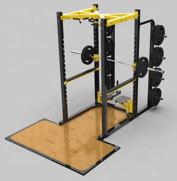 ont multifunctional training frame gym equipment power rack weightlifting platform squat rack buy gym equipment functional trainer power rack