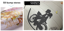 Пользовательские 3D обои росписи современный минималистский ручная роспись Фламинго перо обои скандинавский фон стены(Китай)
