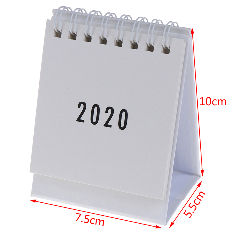 2020, 1 шт., качающийся стол, оформление календарей, креативный календарь, 2020, календарь, 365 дней, ежедневник, заметки, чтобы сделать список(Китай)