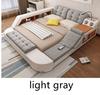 Fabric light gray