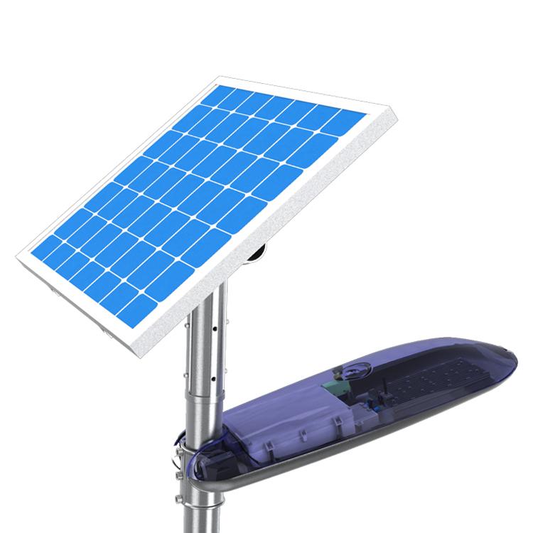 Bosiwei Best Quality Solar Street Light Photovoltaic Panel Led Street Led Solar Light