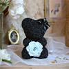 Diamond bear black