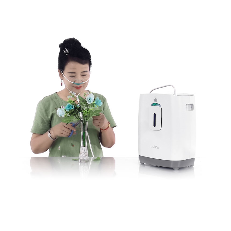 Low price hign flow high purity pediatric use atomization oxygen concentrator - KingCare | KingCare.net