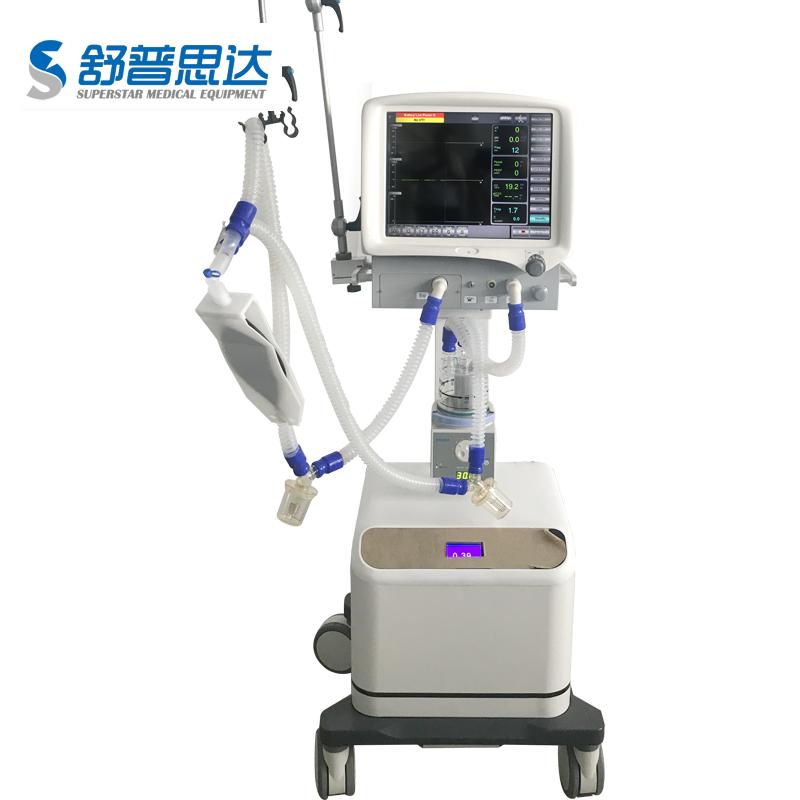 High Quality S1100 ICU Ventilator Machine Respiratory Machine - KingCare   KingCare.net