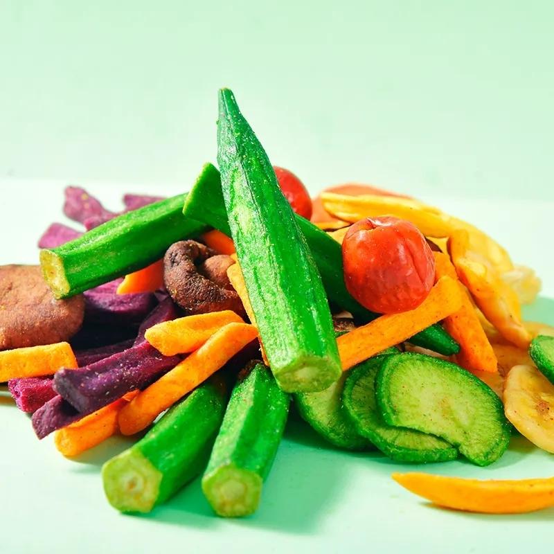 Оптовая продажа, китайские вкусные овощи, сухие фрукты, экзотические закуски