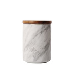 Sustainable eco friendly products massage jar cambridge candle jar tea jar chinese porcelain