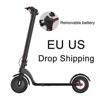 2021New Adult Eu US warehouse Sale Fast Folding 2 Wheels Electric Scooters