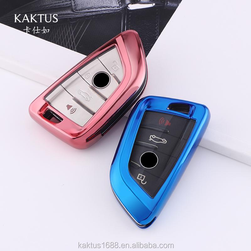 Для BMW X7series ключа автомобиля чехол TPU защитную крышку Carkey оболочки