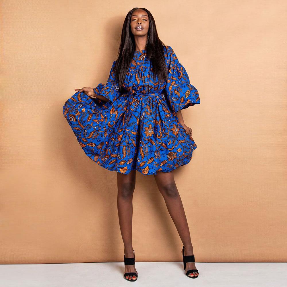 MXCHAN, оптовая продажа, новейшие африканские женские платья с принтом, африканские юбки и платья