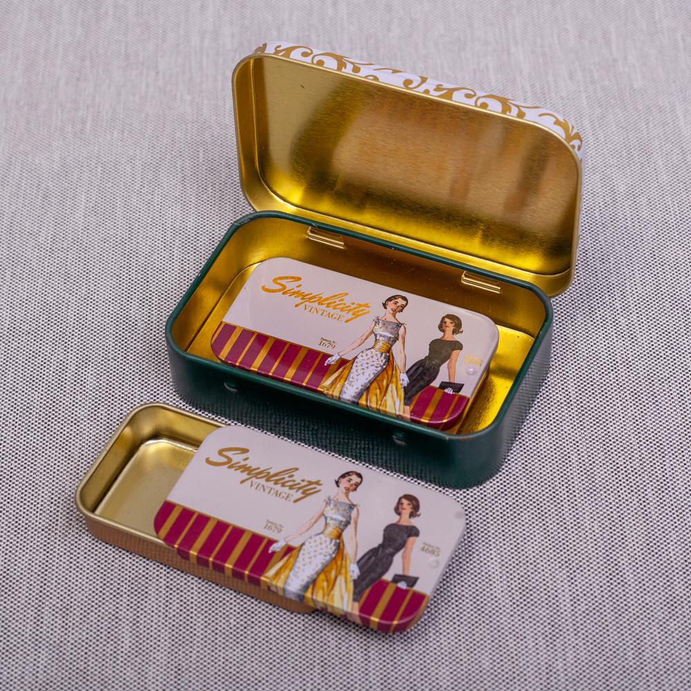 Dongguan пользовательская печатная скользящая металлическая сигаретная жестяная коробка