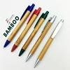 Bamboo eco pen