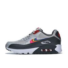 NIKE AIR MAX 90 BETRUE Эфирная спортивная обувь для мужчин уличные кроссовки удобные спортивные подходящие CD0917-600(Китай)