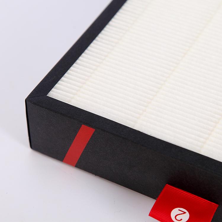 Высокое качество H13 HEPA фильтр набор запасных частей для PAC35-HPF35M1120 для удаления пыли