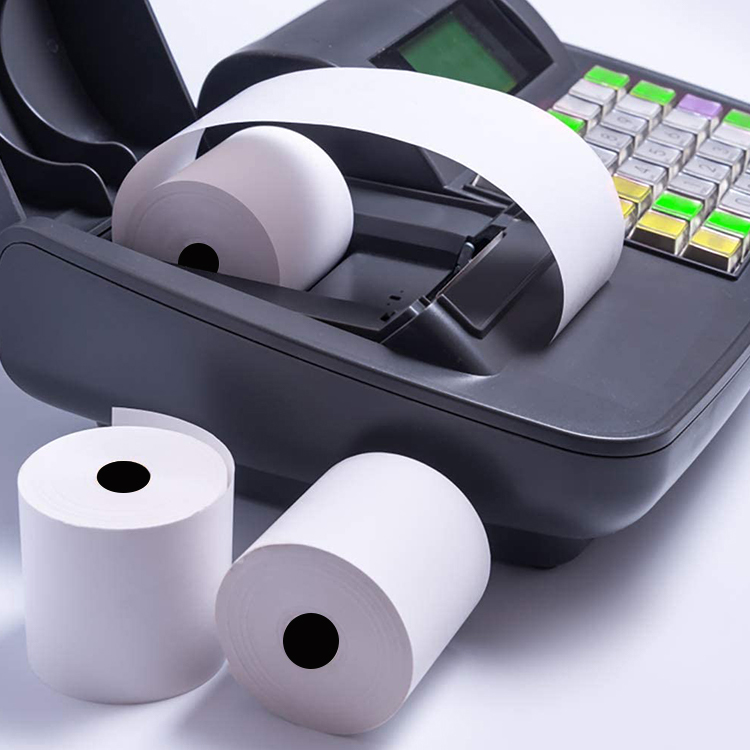 Thermal paper rolls 57mm width for ATM/POS Machine Thermal receipt paper Thermal Paper Rolls