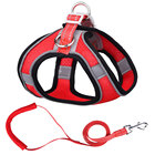 Vests Leathers Leashes Pet Leash Vests Dog Leathers With Reflective Dog Leathers With Pet Collars And Leashes