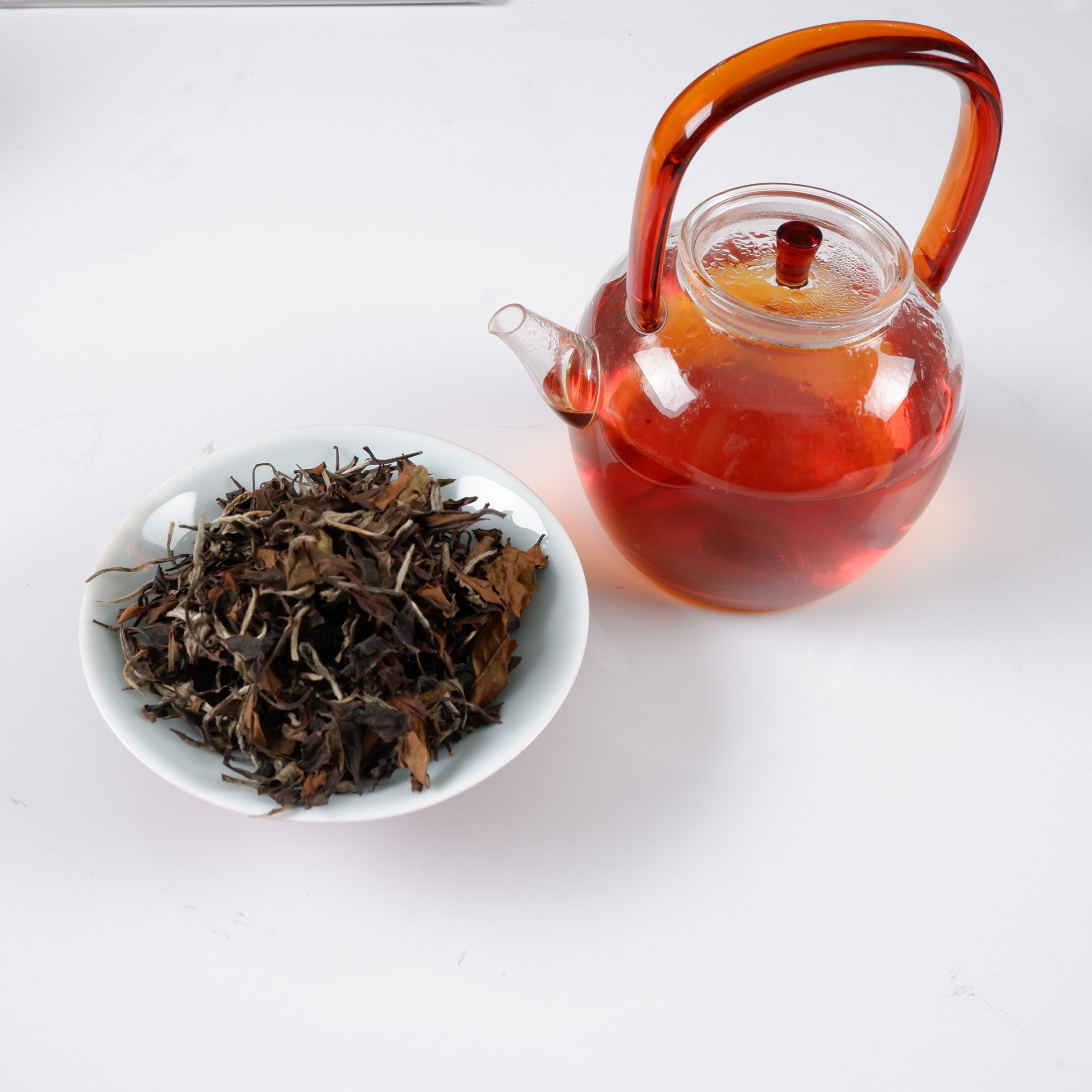 Chinese White Tea Shoumei Aged Tea Leave - 4uTea | 4uTea.com