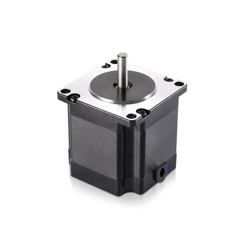 Taidacent DC24-48V 57 Hybrid Micro Stepper Motor Kit High Precision 1.8 Degrees 4 Wires Two Phase Production Motor