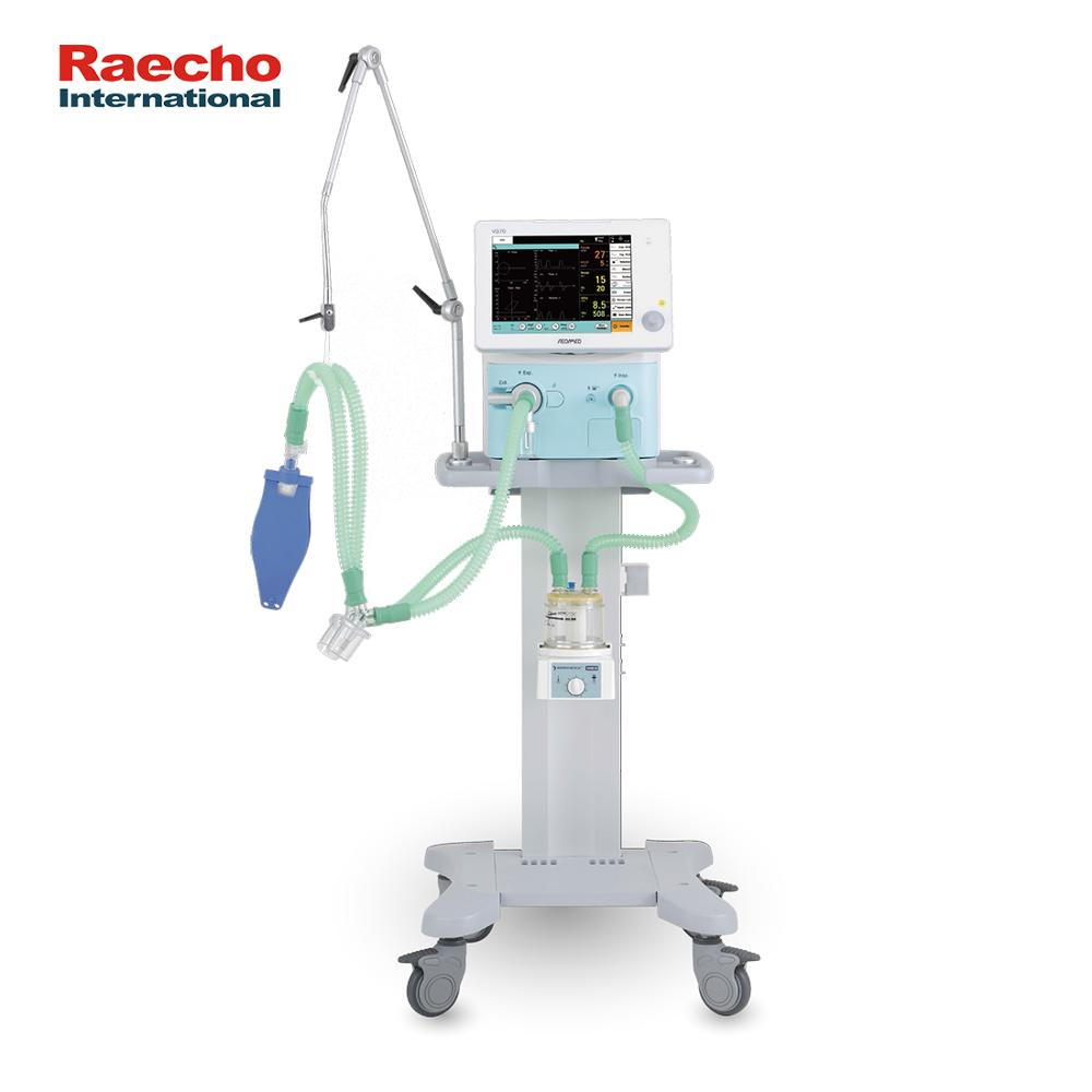 Hospital Lung Ventilation System Invasive Breathing Machine - KingCare | KingCare.net