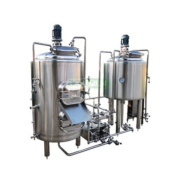 Accurun 300L 500L 1000L beer fermentation equipment for beer brewing