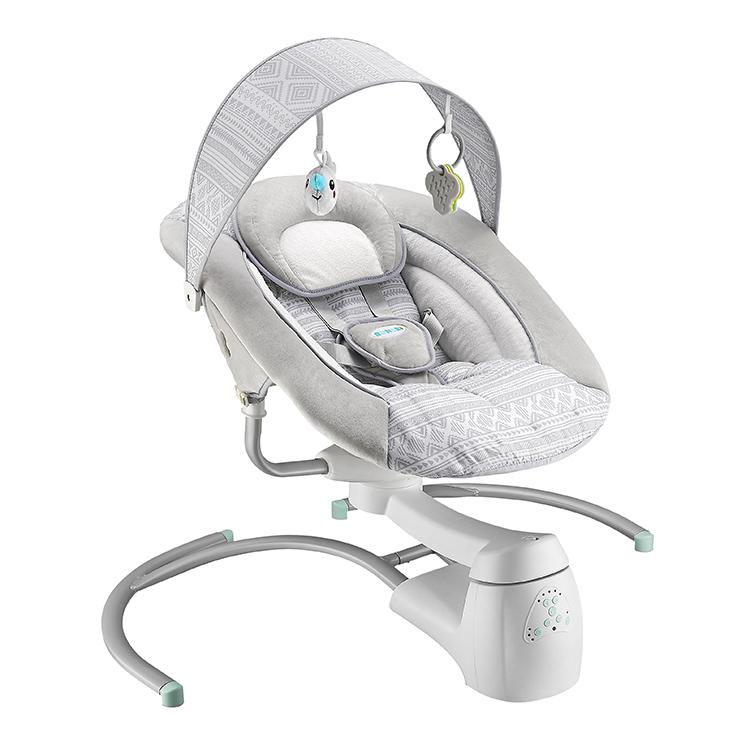 Электрический Подвесной стул для новорожденных с дистанционным управлением