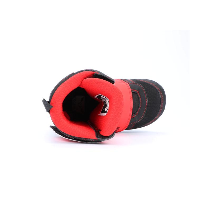 Спортивные Нескользящие водонепроницаемые ботинки на ремешке с пряжкой на заказ, Детские лыжные ботинки для альпинизма